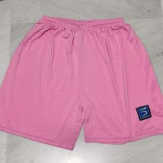 Five Ultimate Frisbee Shorts