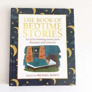 Book of Bedtime stories (english)