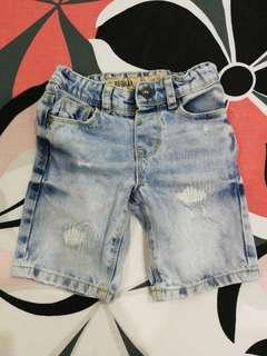 FOC Boy Short Jeans