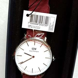 DW Classic Roselyn (silver) ready stock