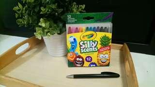 [FreeMail] Crayola Silly Scents Crayons $10