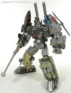Transformers Fansproject Combiner Bructicus