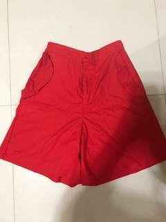 🈹️全新韓國半橡根裙褲