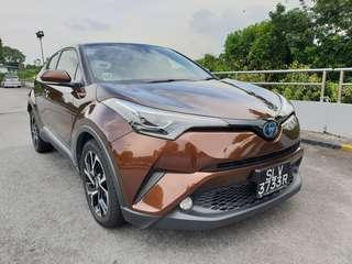 Toyota C-HR FOR LEASE