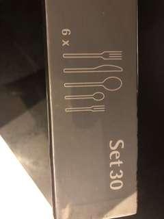 🚚 WMF set of 30, brand new, unopened (original sealed)