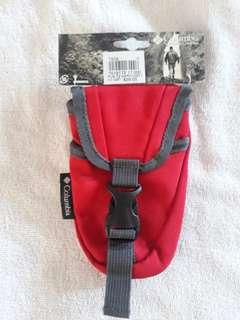Columbia Waist Pouch Red