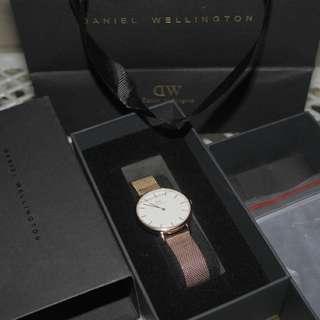 Jam Tangan Daniel Wellington Petite Melrose 32mm