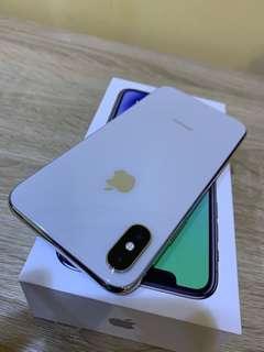 🚚 IPhone X 64白銀❄️   9成6新 包膜私下 電池壽命92%