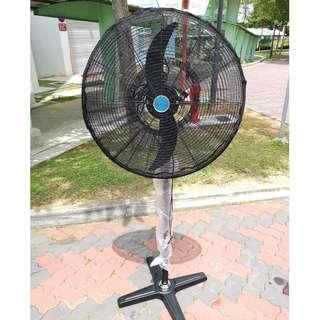 Brand New! 26 inch Industrial Powerful Stand Fan~ $100 COD