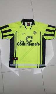 Borussia Dortmund 96/97 kit