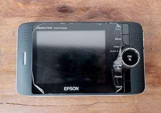 Epson P-2000 Photo Fine Multimedia Storage Viewer