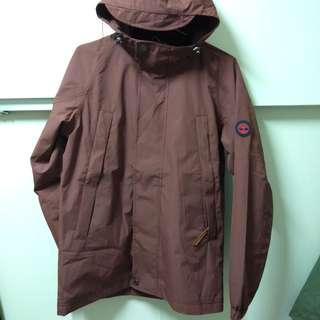 Timberland 透氣防風外套
