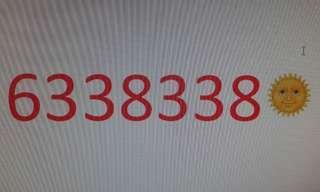 手機靚號碼