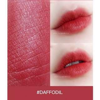 [包郵]3ce #daffodil 唇釉 lip tint