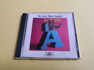 THE EARLY MUSIC SAMPLER 德版