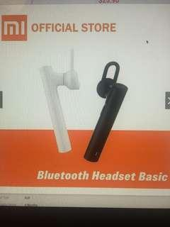🚚 MI Bluetooth Headset Basic