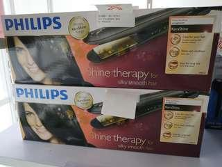 Philips Hair Therapy Catok Rambut HP 8316 Garansi Philips