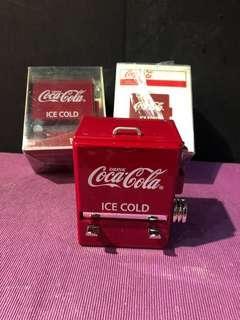 🚚 可口可樂自動販賣機造型牙籤機