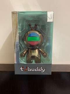 TVbuddy電鍍金屬別注版 (銅)
