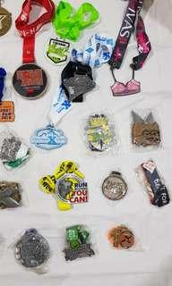 Running Events Finisher Medals