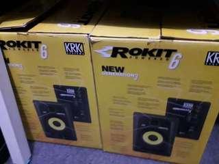 Speaker studio rockit rock it 6