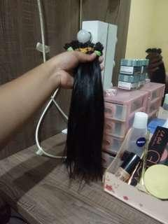 Hair extension / rambut sambung