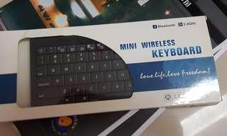 無線鍵盤,藍芽