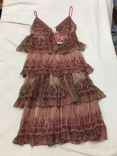 Authentic rene dehry dress