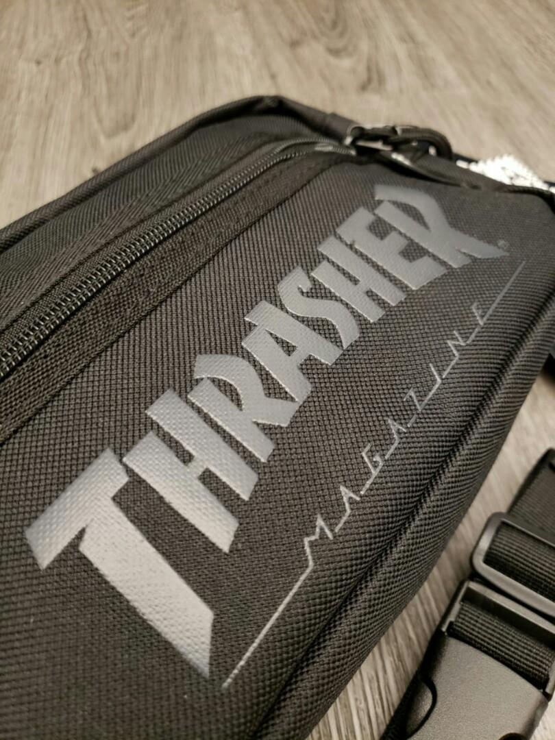 THRASHER 2WAY SHOULDER OR WAIST BAG