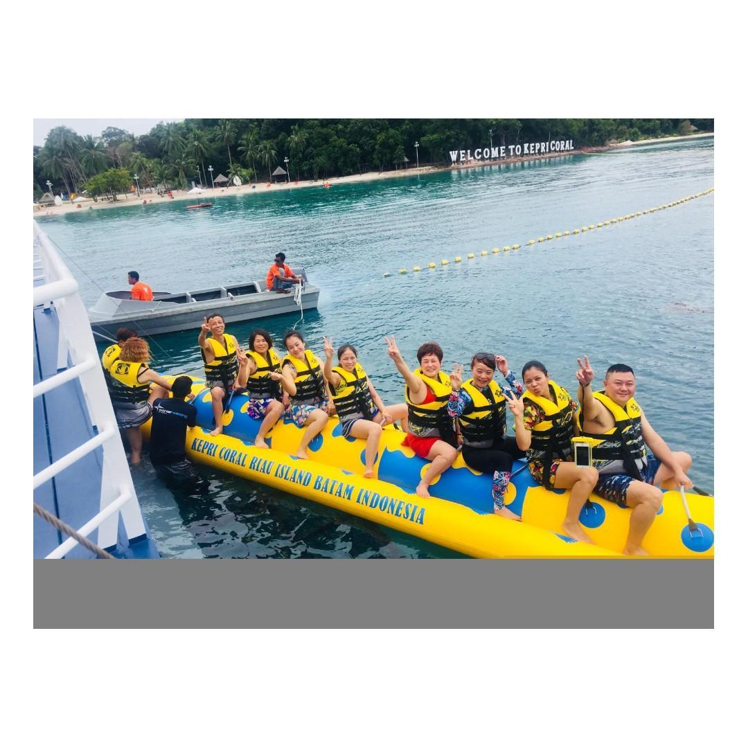 2D1N Kepri Coral Island