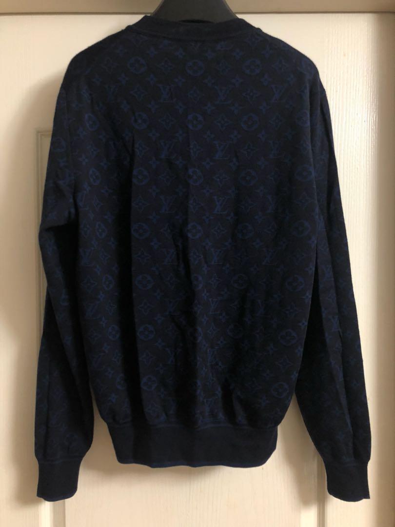 (原價$9600)Louis Vuitton knitwear used 95% new Sz m LV