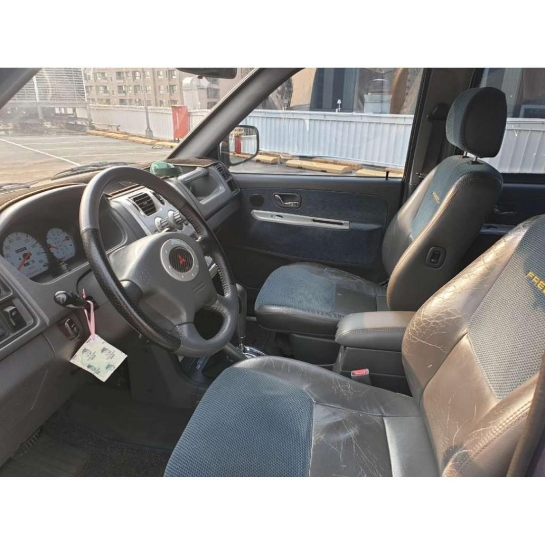 [出售] 2001年 三菱 FREECAR 2.0 箱型車