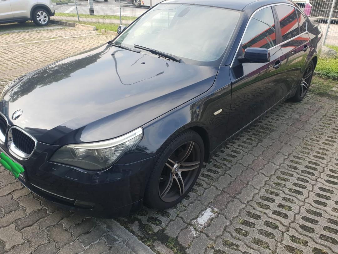 🇸🇬🚘🇸🇬🚘🇸🇬🚘🇸🇬🚘🇸🇬🚘🇸🇬🚘 BMW 520XL TIP TOP CONDITION *RM 7 000* COLLECT JB KERETA/MOTOR SINGAPORE UNTUK SPARE PART TIADA GERAN/TIADA TUKAR NAMA/TIADA SURAT JUAL BELI/TIADA SERAH