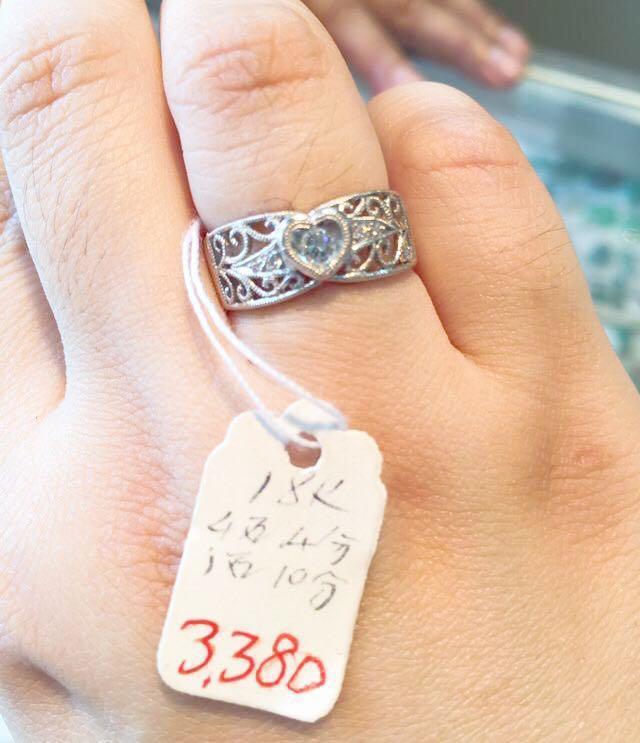 全新 Diamond Ring
