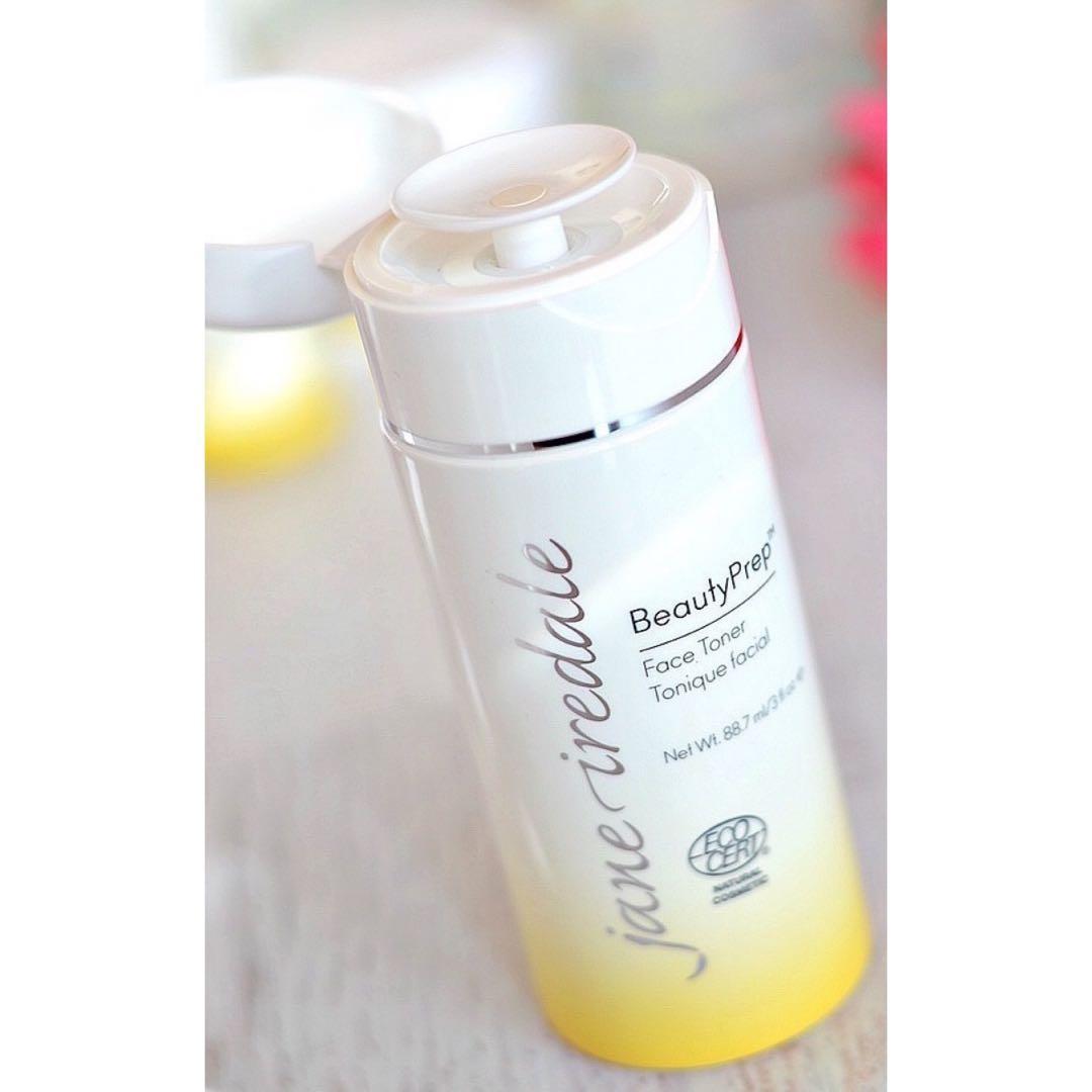 包平郵 Jane Iredale BeautyPrep™ Face Toner 有機檸檬草平衡爽膚水 88.7ml/ 3 fl. oz.