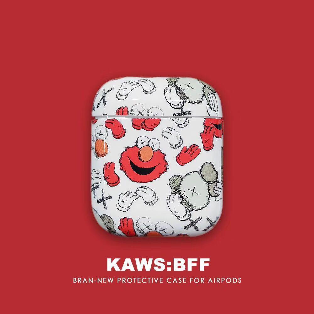 PREORDER # KAWS x Sesame Street Airpod case  (HARD), Mobile
