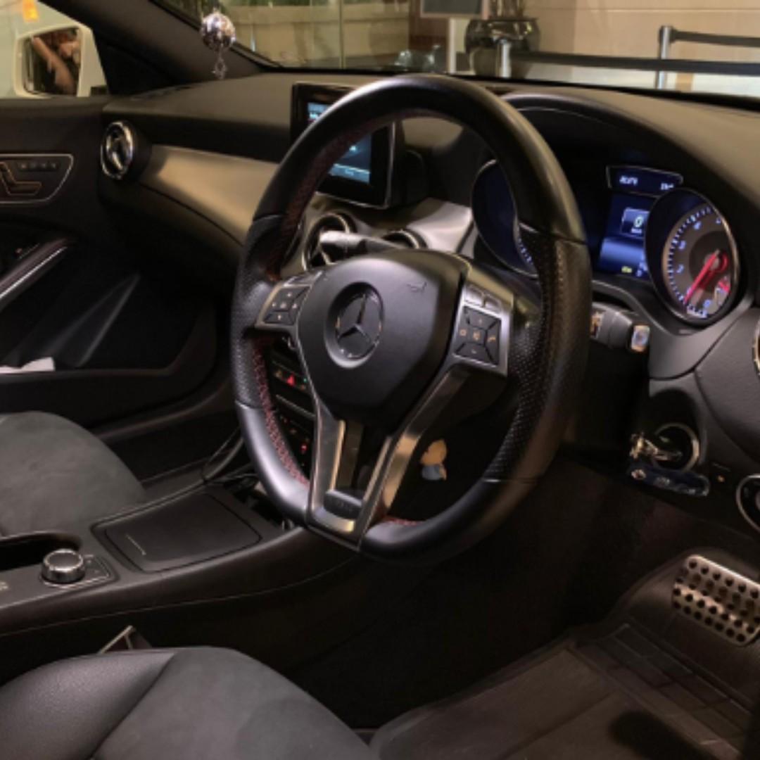 平治 Mercedes-Benz CLA250 AMG 2014