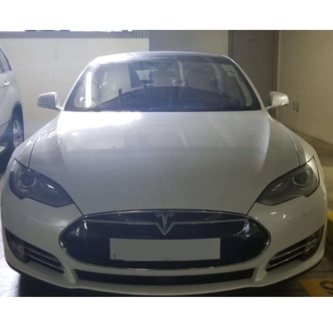 特斯拉 Tesla MODEL S 70D 2015