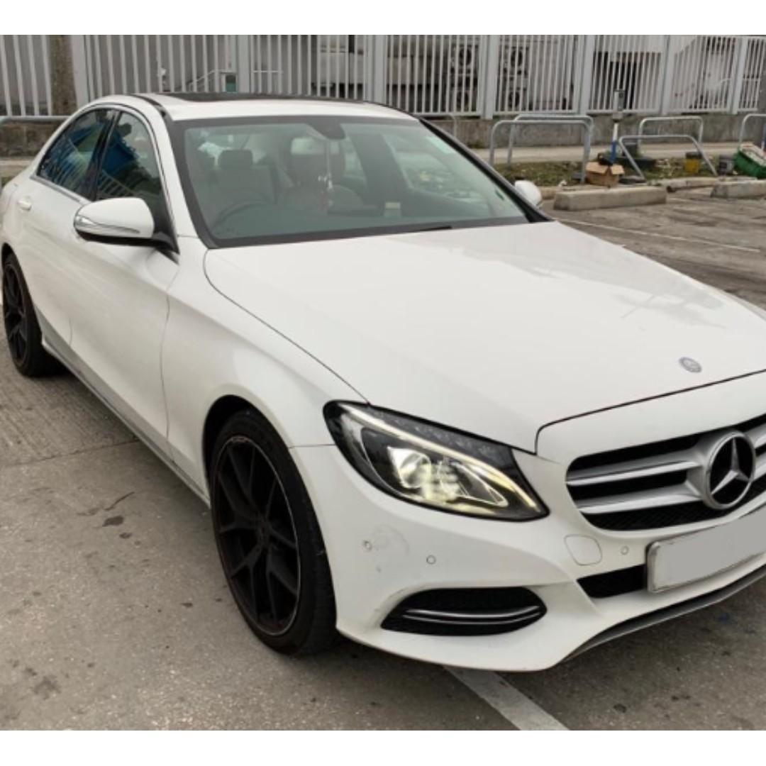 平治 Mercedes-Benz C220D 2014