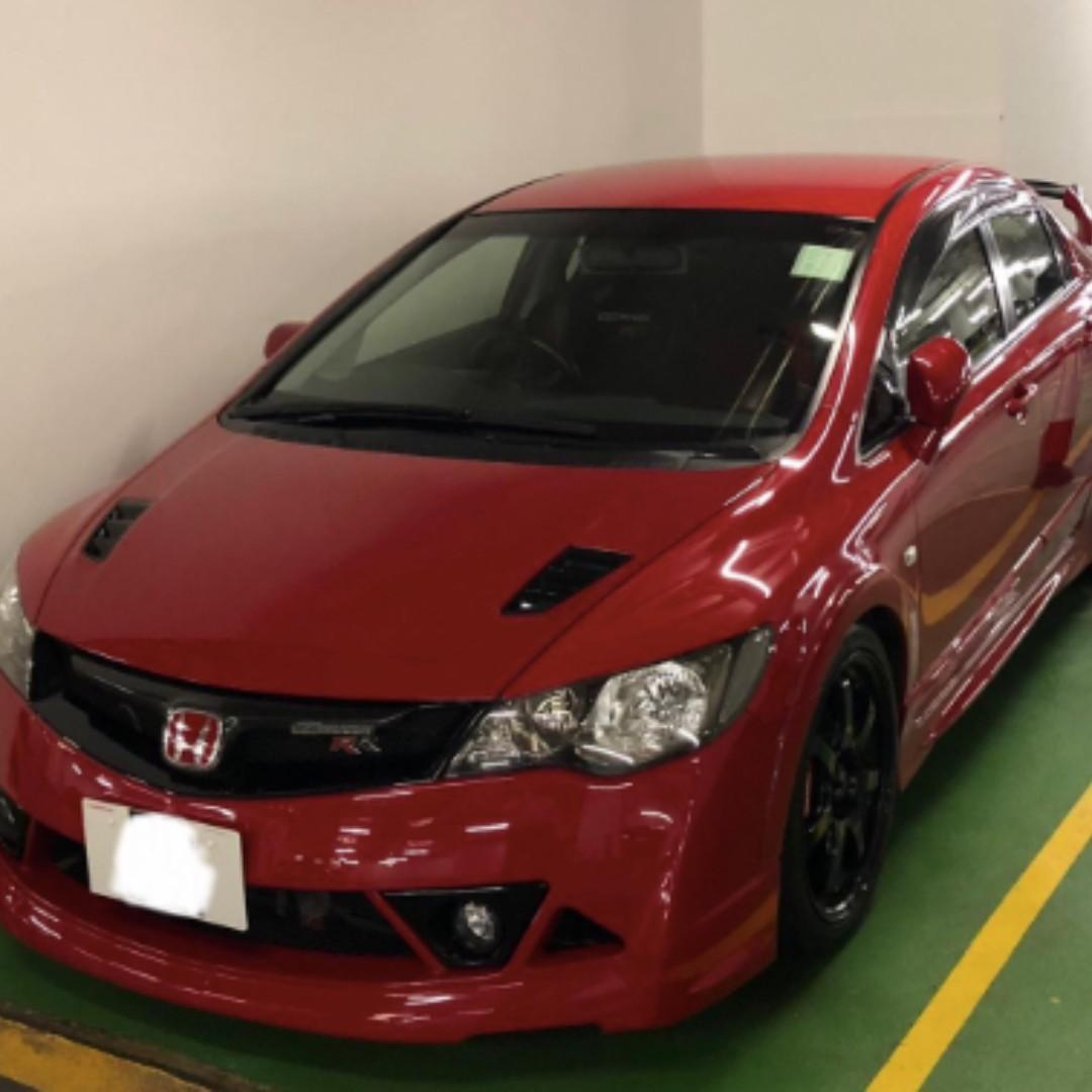 本田 Honda Civic Type R FD2 Mugen RR 2007