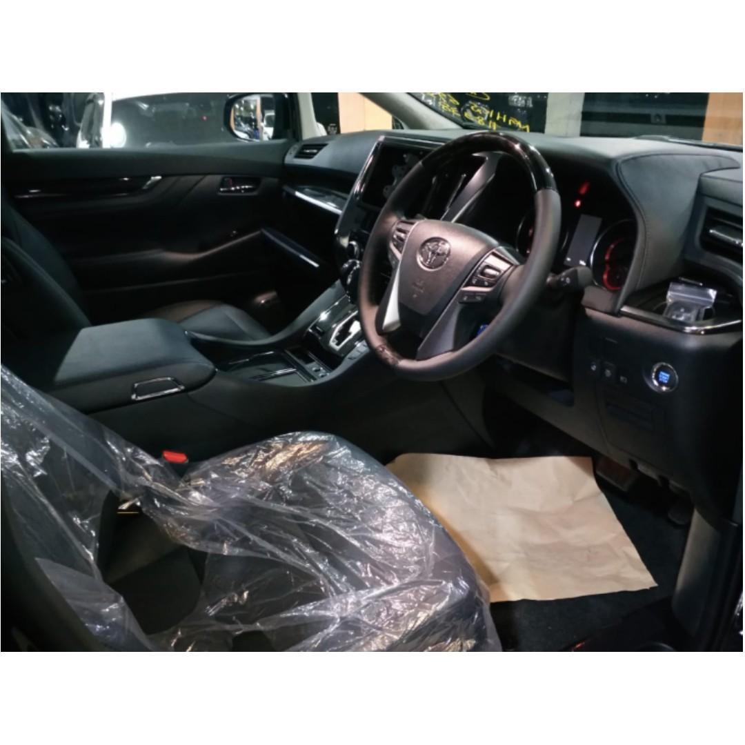 豐田 Toyota VELLFIRE 3.5 ZG 2018