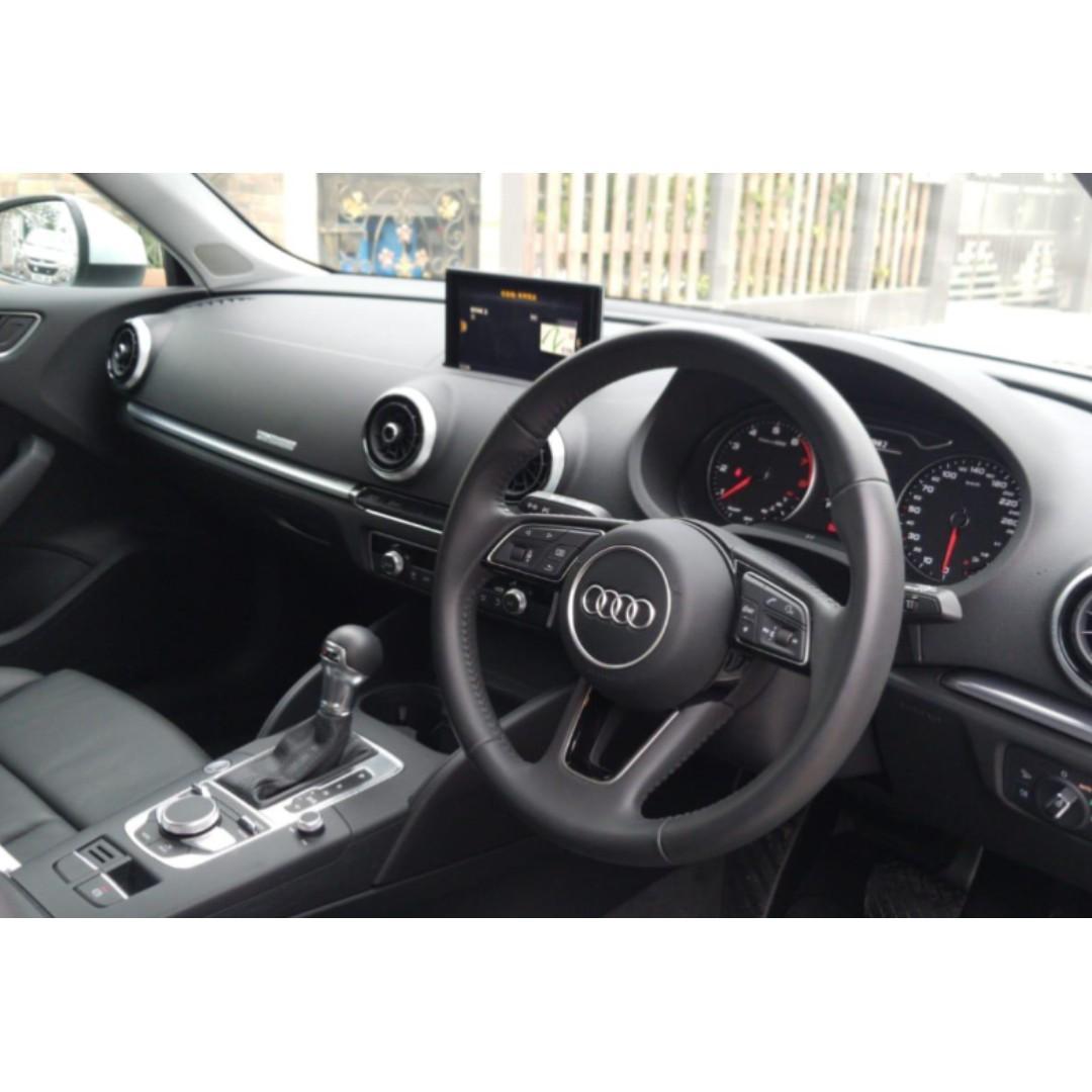 奧迪 Audi A3 1.4T S LINE FACELIFT 2017