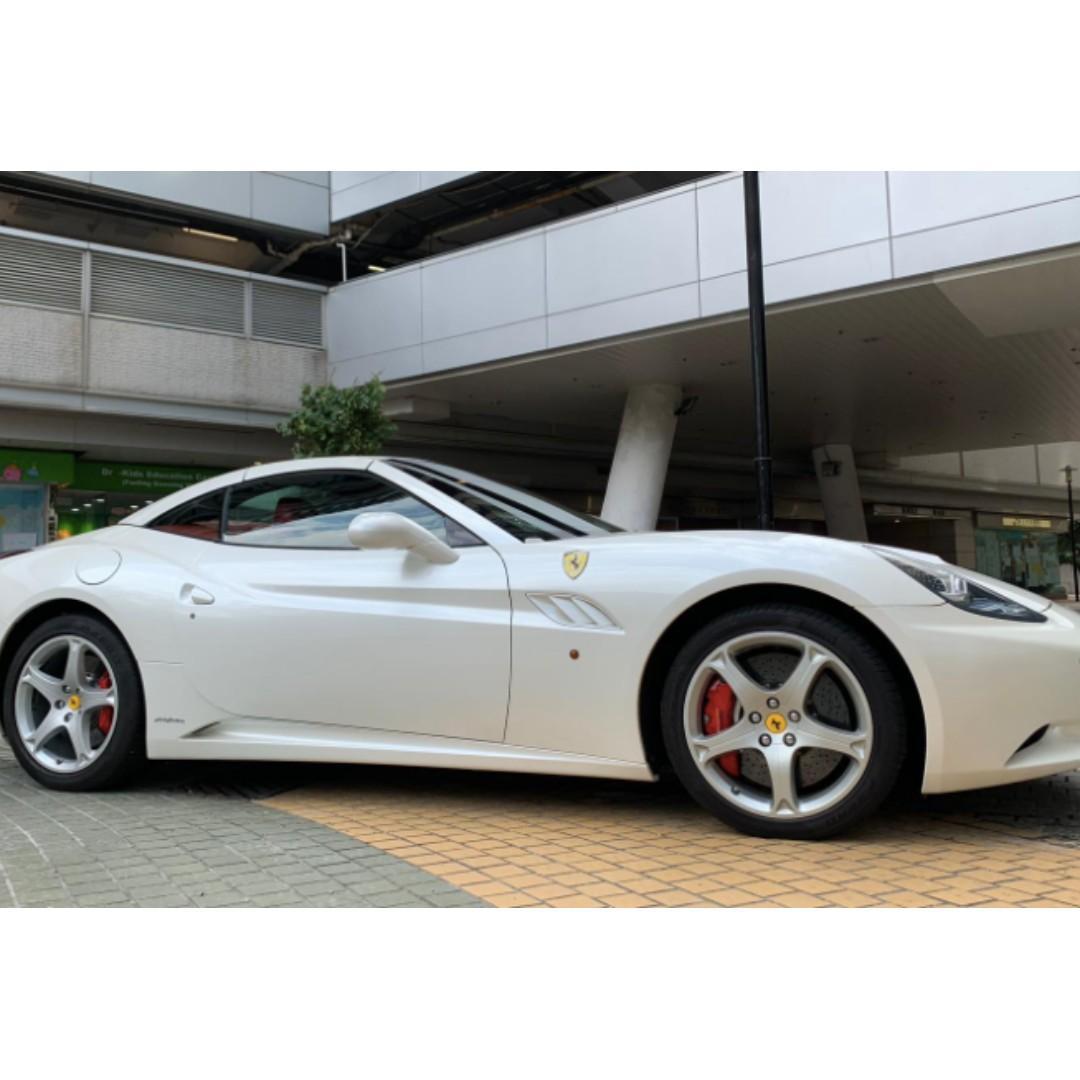 法拉利 Ferrari CALIFORNIA 2010