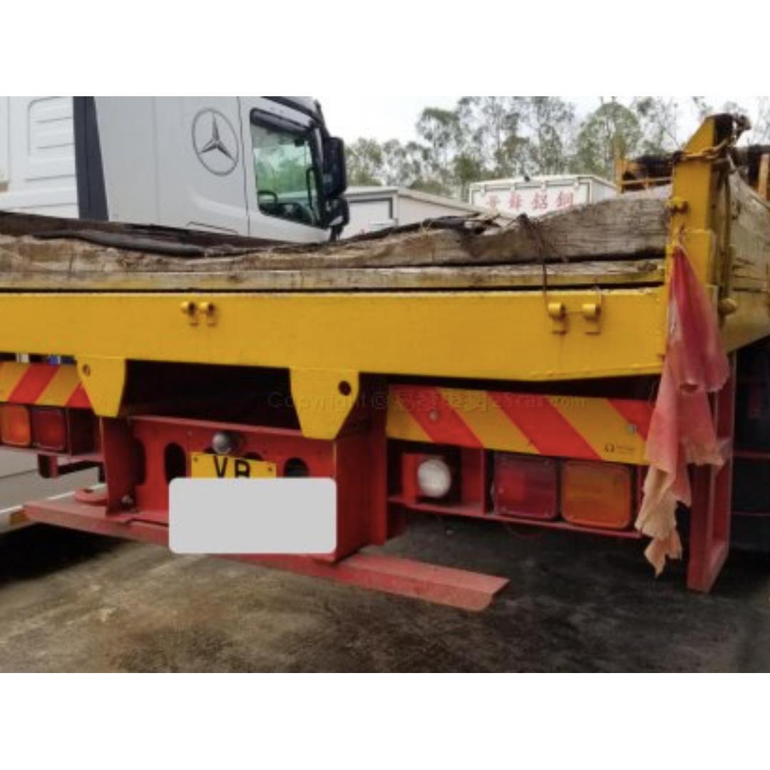 Isuzu cyh52tx 30 ton