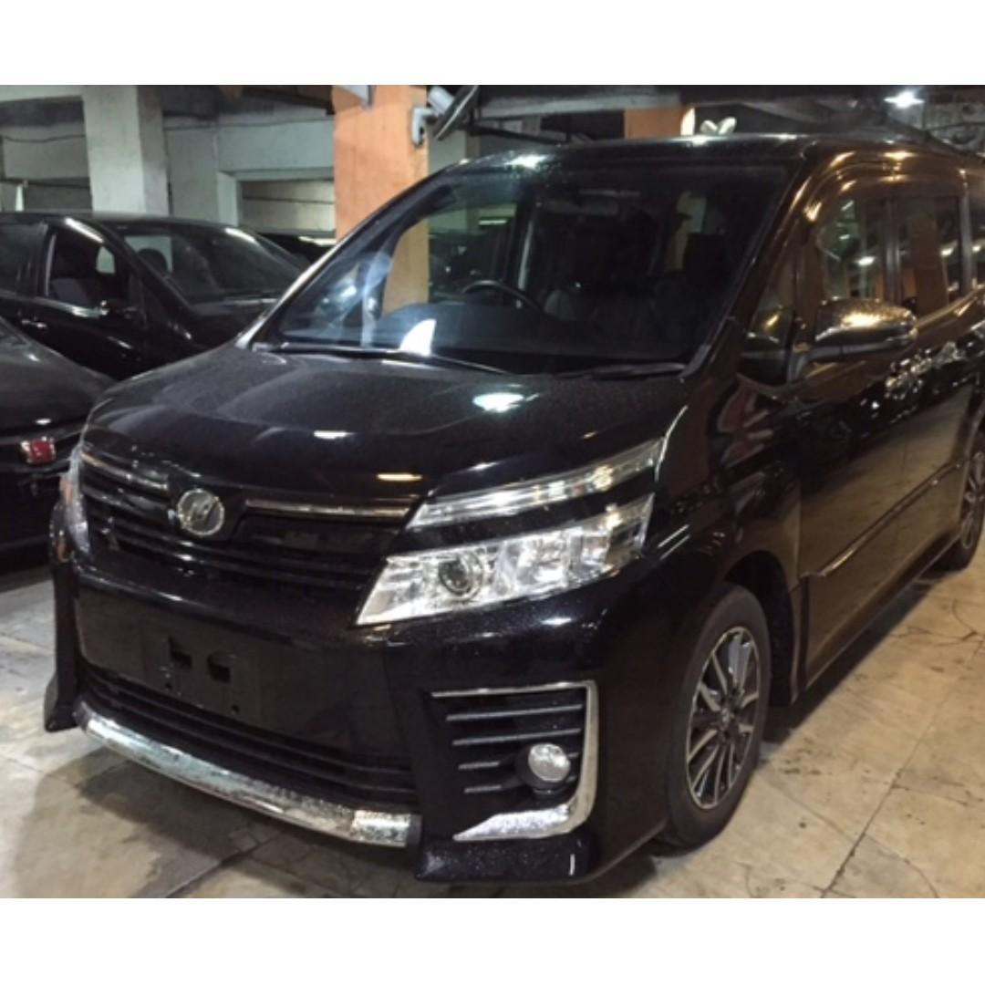 豐田 Toyota VOXY ZS 2016