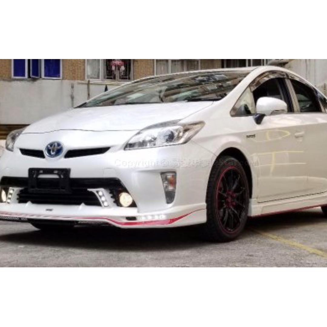 Toyota Prius g facelift