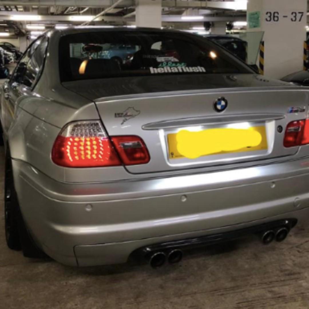 寶馬 BMW M3 2004