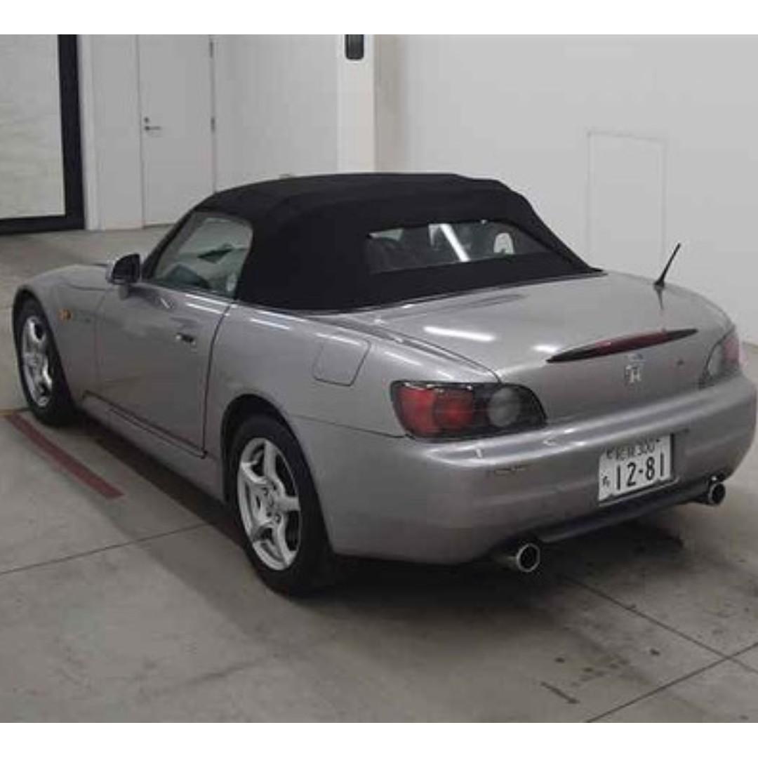 HONDA S2000 (2000)