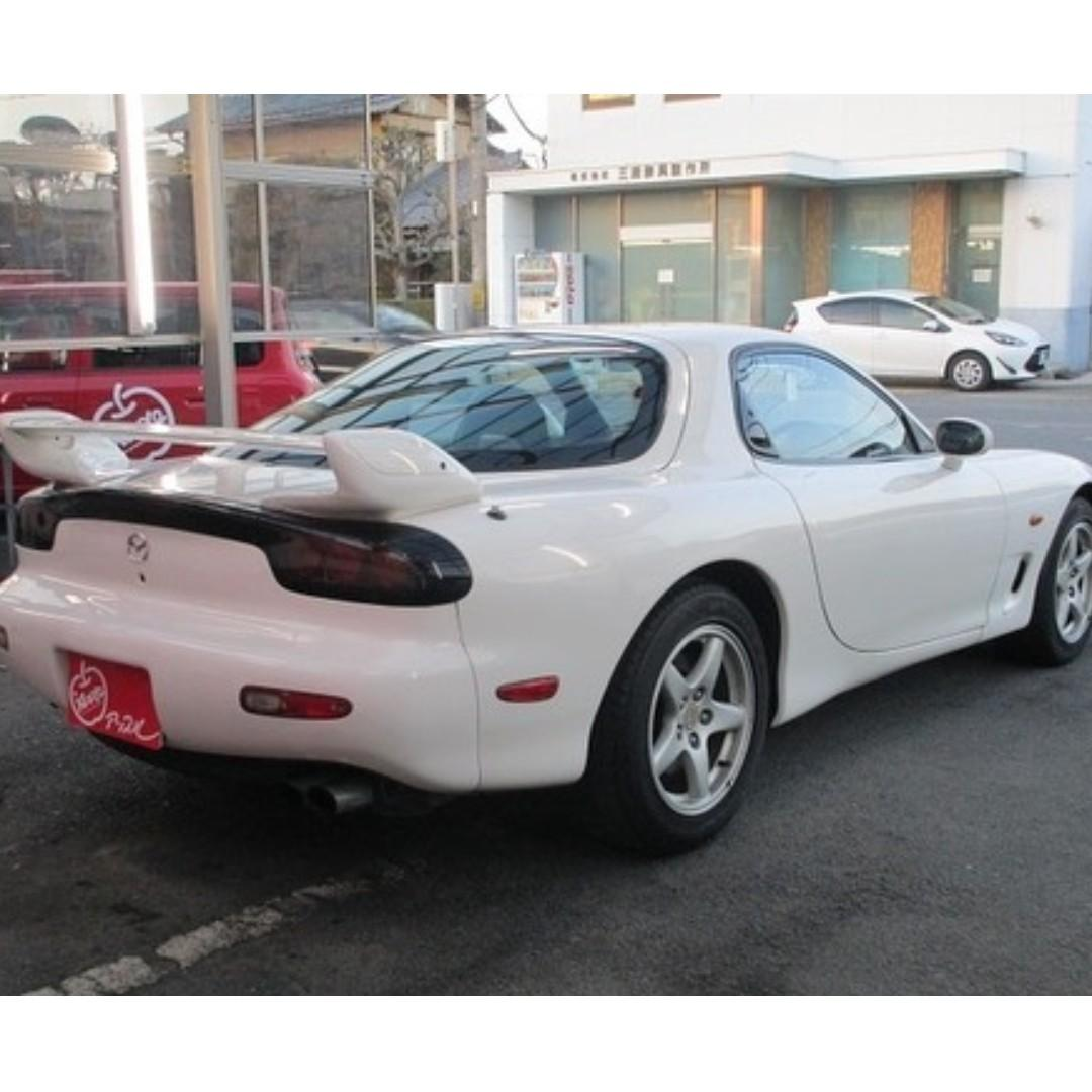 MAZDA RX-7 TYPE RB (1999)