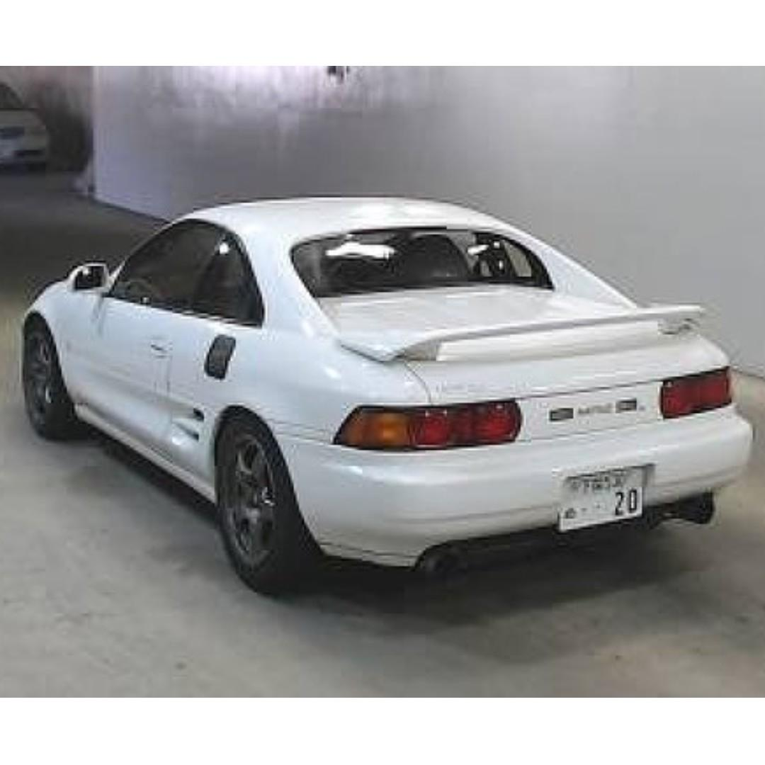 TOYOTA MR2 G LIMITED (1995)